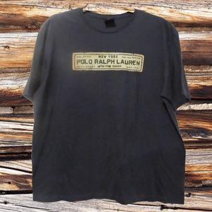 Ralph Lauren Polo Sport XL Navy Blue T-Shirt